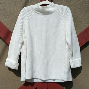 Topshop Sweaters - Topshop White sweater